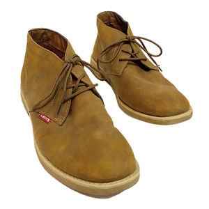 Men's Levi's Brown Casual Ankle Lace Up Boots